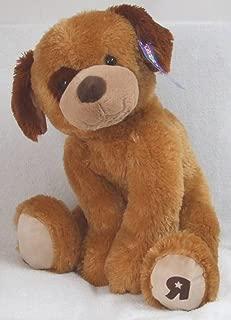 Roscoe Dog Brown Plush