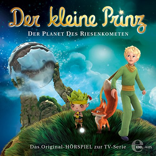 Der Planet des Riesenkometen. Das Original-Hörspiel zur TV-Serie Titelbild