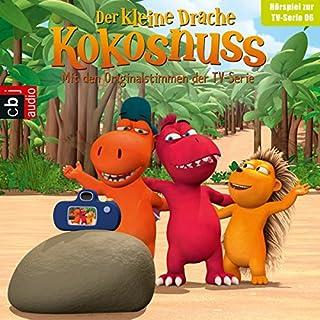 Die Schatzkarte / Bauch, Beine, Po / Vater und Sohn / Big Bo auf Trampelkurs (Der Kleine Drache Kokosnuss - Hörspiel zur Serie 6) cover art
