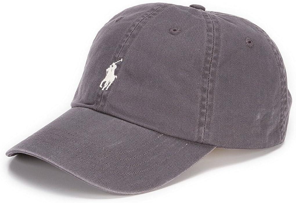 Men's Classic Baseball Cap (One Size, Combat Grey(3014)/White)