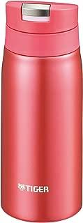 TIGER虎牌 保温杯 粉色 350ml 虎牌 水壶 SAHARA系列 MCX-A351-PO