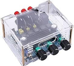 Audio Amplifier Board, Yeeco 2.1 Channel 2x50W+100W Digital Power Amplifier Board Subwoofer DC 12-24V Car Audio Stereo AMP Module Super Bass Power Amplifier Amp Ampli Module DIY Sound System Component