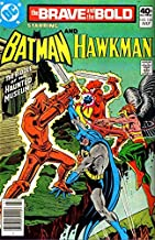 Batman and Hawkman #164 (THE RIDDLE OF THE HAUNTED MUSEUM!, VOL. 26)