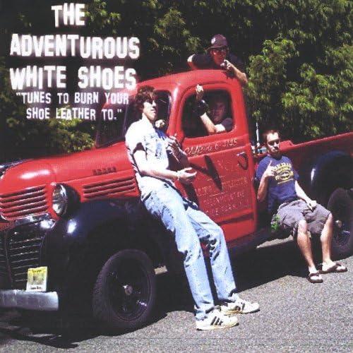 The Adventurous White Shoes