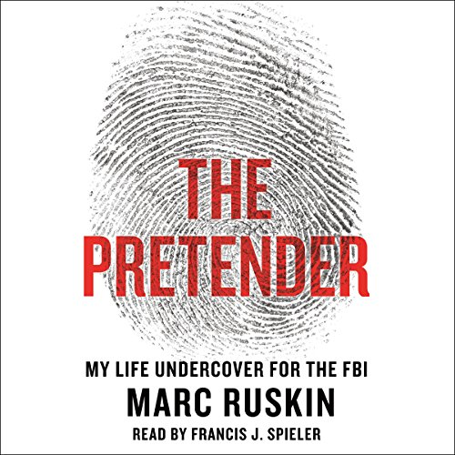 The Pretender audiobook cover art