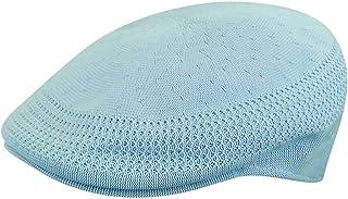 قبعة Kangol رجالي Tropic Ventair 504، أزرق فاتح، مقاس كبير