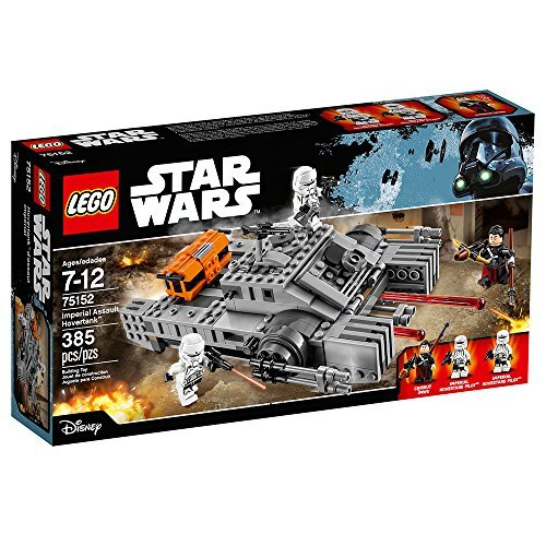 Lego: Star Wars - Hovertank™ Imperial de Assalto