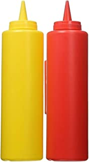 Other Ketchup and Mustard Plastic Bottles - Set of 2