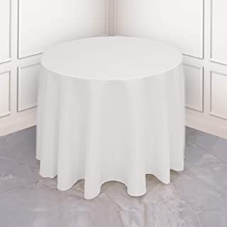 Best round tablecloth cotton Reviews