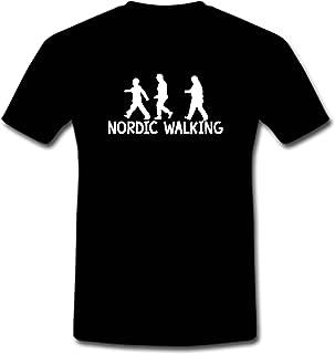 T-shirt Olsenbande Nordic Walking M-XXL