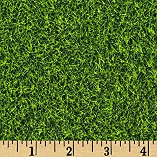 Best green grass fabric by the yard Reviews