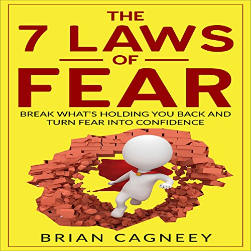 The 7 Laws of Fear audiobook cover art