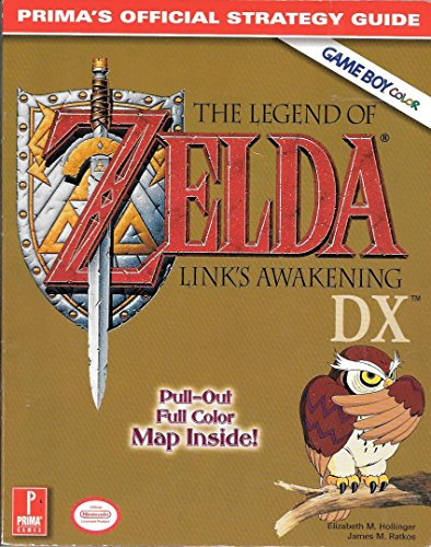 The Legend of Zelda: Link's Awakening DX: Prima's Official Strategy Guide: Link's Awakening - Official Strategy Guide