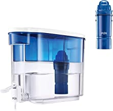 18 Cup Dispenser Filter Provides Up To 40 Gallons or About 2 Months of Filtered Water, Additional Filters Included (Dispenser with 4 Filters)