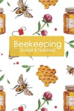 Beekeeping Journal&Notebook: 100 Beehive Inspection Checklist Sheet , Gift for Beekeepers Organize and Track Your Beekeeping Activities Includes ... for Beginner and Experienced.Book size 6