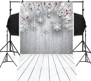 JiaMeng Decoración del hogar Antecedentes de Navidad Calabaza Vinilo 3x5FT Fondo de fotografía de Fondo de Linterna