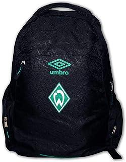 Umbro SV Werder Bremen Rucksack schwarz/grün, OS