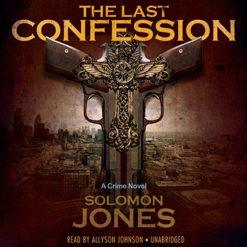 The Last Confession audiobook cover art