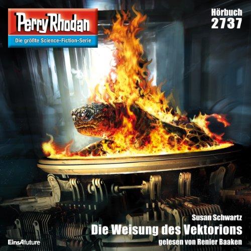 Die Weisung des Vektorions (Perry Rhodan 2737) Titelbild