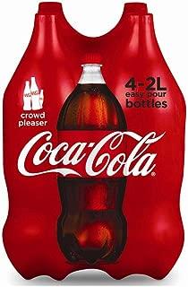 Coca-Cola - 2L bottles - 4 ct.