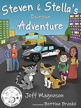 Steven & Stella's Downtown Adventure