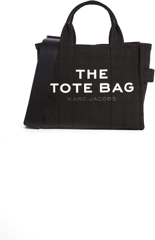 The Marc Jacobs Womens Mini Traveler Tote Bag, Black, One Size