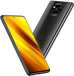 "Xiaomi Poco X3 NFC 128GB, 6GB RAM, 5160mAh (typ) Large Battery, 6.67"" DotDisplay, QUALCOMM Snapdragon GSM LTE Factory Unlo..."