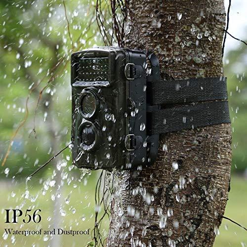 CVB IP56 wasserdichte Scouting Jagd Detection Trail Kamera Trap Wildlife IR Infrarot Video Recorder Nachtsicht Kamera