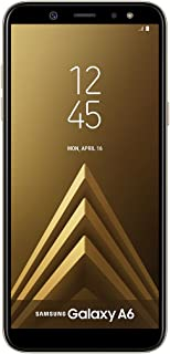 comprar comparacion Samsung Galaxy A6 - Smartphone libre Android 8,0 (5,6 HD+), Dual SIM, Cámara Trasera 16MP + Flash y Frontal 16MP + Flash, ...