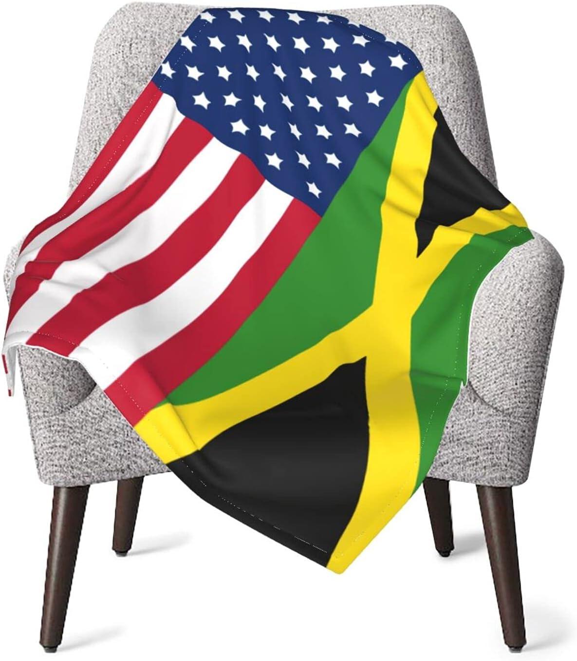 JZDACH Baby Essentials Throw and Phoenix Mall Fla Receiving half American Jamaican