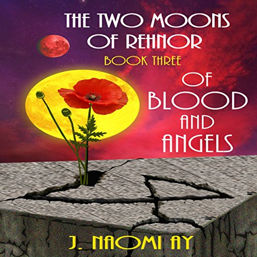 Of Blood and Angels audiobook cover art