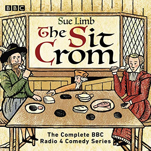 The Sit Crom audiobook cover art