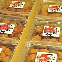 紀州南高梅 つぶれ梅 はちみつ漬け 塩分約8% 業務用 7.2kg [訳あり]