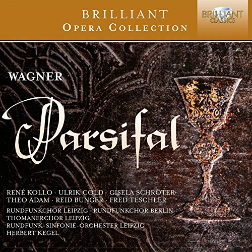 Parsifal, WWV 111, Act 1: Wein und Brot des letzten Mahles (Boys' Voices from Above/Youths' Voices/Knights of the Holy Grail)