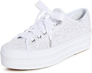 أحذية رياضية نسائية من Keds مطبوع عليها x Kate Spade