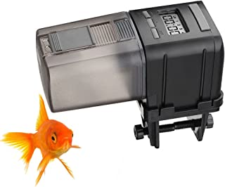 Aquarium Automatic Timer Tank Pond Auto Feeder Fish Food Feeder (WYQ01)