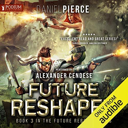 Future Reshaped audiobook cover art