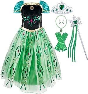 Anna Frozen Ball Dress