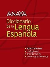 Diccionario Anaya de la Lengua (Vox - Lengua Española - Diccionarios Escolares)