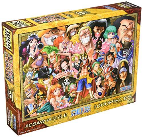One Piece Jigsaw Puzzles (1000piece & 0.75x0.5m)