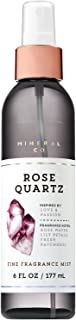 Bath and Body Works Rose Quartz Mineral Fine Fragrance Mist 6.0 Fluid Ounce