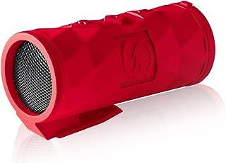 Bluetooth Speaker - Outdoor Tech Buckshot 2.0 Rugged Waterproof Super-Portable Wireless Speaker - Bluetooth Range Up to 60 Feet - 20 Hour Playtime - Built-in Clip (Certified Refurbished)