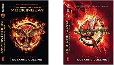 Mockingjay + Catching Fire Movie-Tie-In-Edition (Set Of 2 Books)