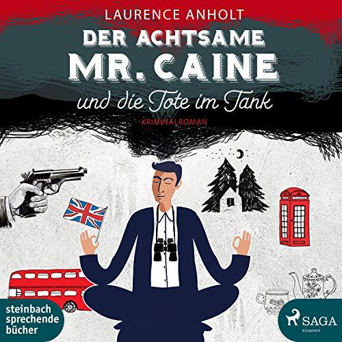 Der achtsame Mr. Caine und die Tote im Tank Titelbild