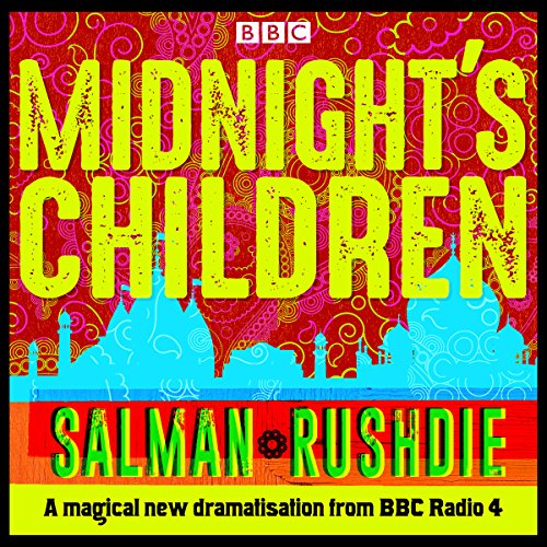 Midnight's Children audiobook cover art