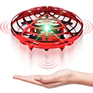 XINHOME Hand Operated Drone for Kids Adults - Hands Free Mini Drones for Kids, Easy Indoor Hand...