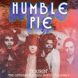 Humble Pie: Tourin'-Official Bootleg Box Vol.4 (4cd Boxset) (Audio CD (Box Set))