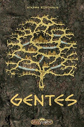 Gentes - Brettspiel - Multilingual - Deutsch - Englisch