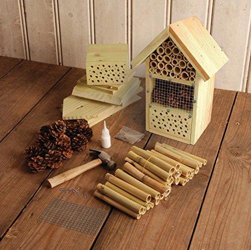 Insektenhotel-Bausatz für Kinder - 2