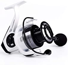 YONGZHI Bulnt Fishing Reels,13+1BB Light Weight and Ultra...